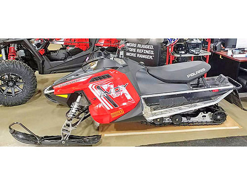 2015 POLARIS Indy 800 SP light weight rare model very smooth  quick ask for Doug Josh or Cody