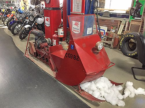 1962 POLARIS Sno Traveler Snowmobile vintage one of the first sold to the public this is extremel