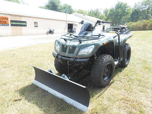 2015 ARCTIC Cat 400 nice condition low hours 4999