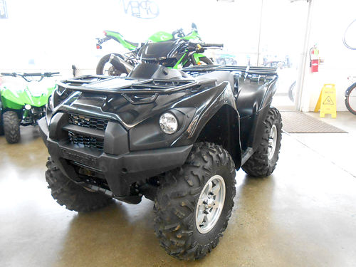 2015 KAWASAKI Brute Force 750 4x4i EPS only 392 miles ready to ride 6199