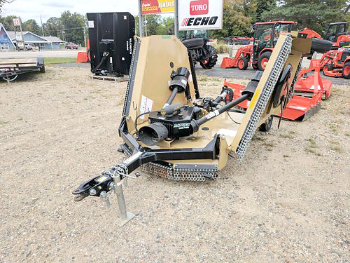 LAND Pride RC2512 rotary cutter 540 PTO clevis hitch 15 cutting capacity 15-12 cutting heig