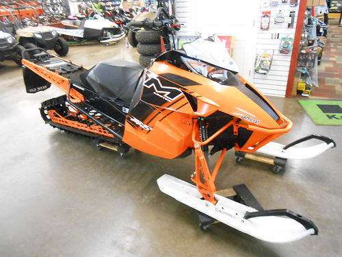 2014 ARCTIC Cat M 8000 Sno Pro 162 limited great condition only 802 miles 7999