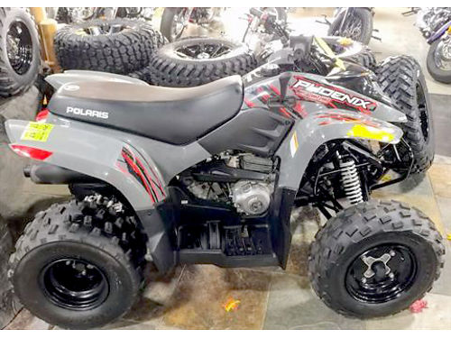 2017 POLARIS Phoenix 200 youth size like new ask for Doug or Josh only 3388