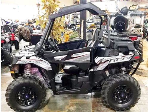 2016 POLARIS ACE 900 single seat ORV must see ask for Doug or Josh only 8788