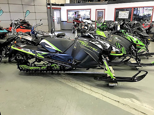 2018 ARCTIC Cat XF 8000 High Country 141 AY22 new Early Release 12899
