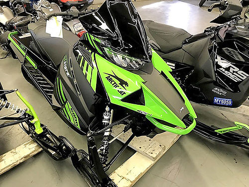 2018 ARCTIC Cat ZR 6000 EL Tigre ES 137 AY29 new Early Release 12949
