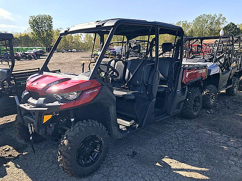 2018 CAN-AM Defender MAX XT HD8 BY02 new 17199