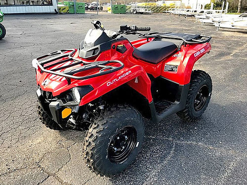 2018 CAN-AM Outlander 570 BY04 new 6799