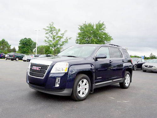 2015 GMC Terrain SLE-2 P1791 AWD 24L 4 cylinder touchscreen many options 10495