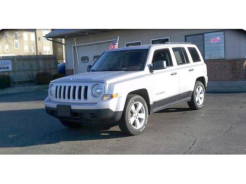 2012 JEEP Patriot Sport 83k miles only 154month or 7997