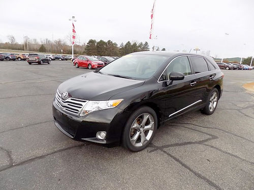 2011 TOYOTA Venza J101619 one owner all the bells and whistles 15259