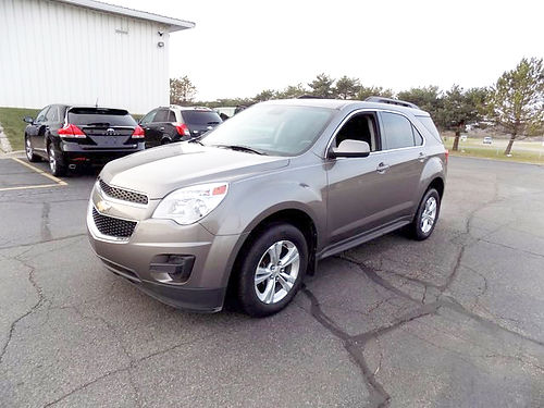 2012 CHEVY Equinox LT J101623 bluetooth well equipped 12387