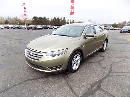 2013 FORD Taurus SE J4262A one owner low miles 35L 6 cylinder 13799
