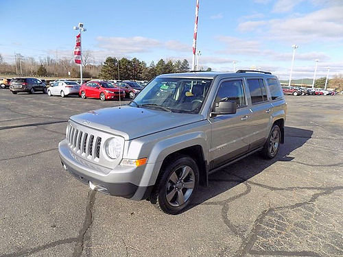 2014 JEEP Patriot J101620 1 owner low miles well equipped 14995
