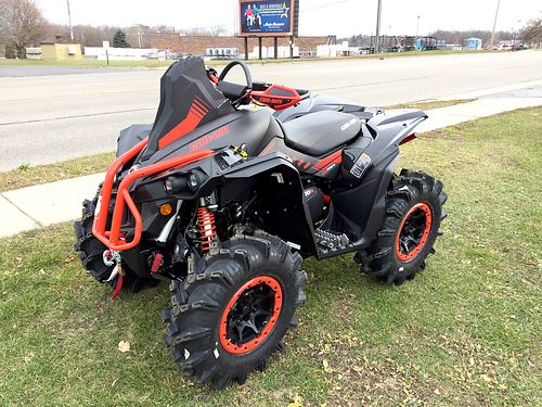 2018 CAN-AM Renegade X mr 1000R you gotta see it to believe it msrp 15149