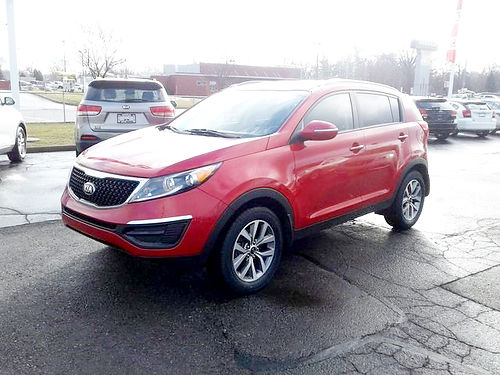 2014 KIA Sportage LX J101679 one owner low miles bluetooth like new 14879
