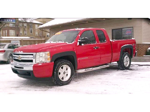 2009 CHEVY Silverado 1500 LT1 extended cab 4x4 only 217month or 13900
