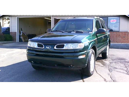2003 OLDS Bravada AWD only 121month or 3980