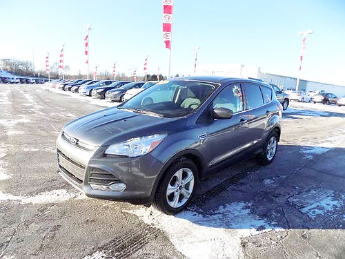 2014 FORD Escape SE J101628 low miles rear camera well equipped 16990
