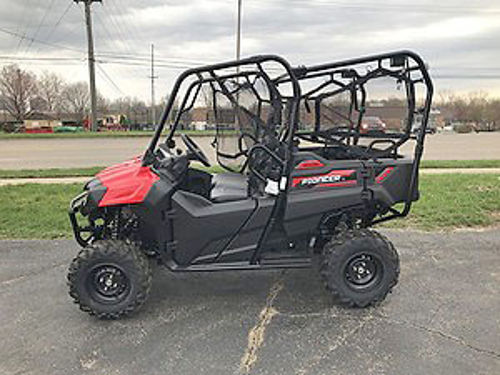 2017 HONDA Pioneer 700-4 new call for details 11216