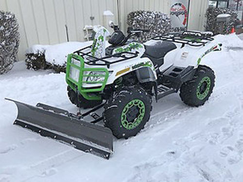 2016 ARCTIC Cat Mud Pro 1000 new special edition stock limited 9899