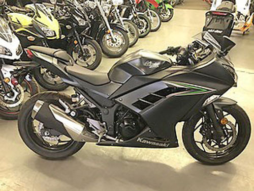2016 KAWASAKI Ninja 300 new call for details 3499