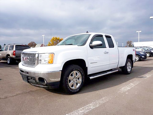 2013 GMC Sierra 1500 P1846 4WD extended cab standard box only 34655 miles 24595