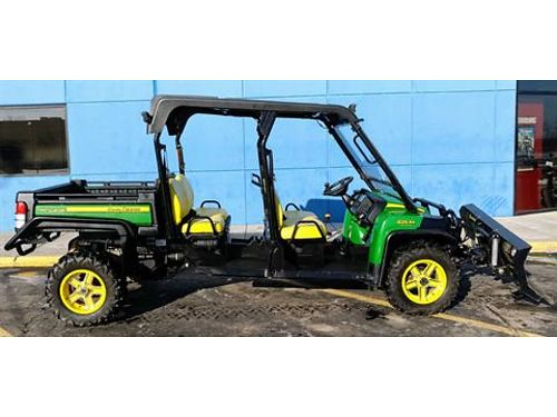 2013 JOHN Deere Gator Cross Over XUV 825i 54 13988