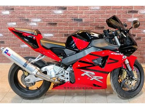 2003 HONDA CBR 954RR nice clean bike 4488