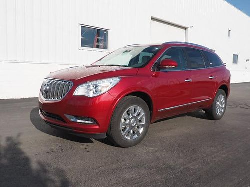 2014 BUICK Enclave 151191A leather FWD 36L V6 many options 23595