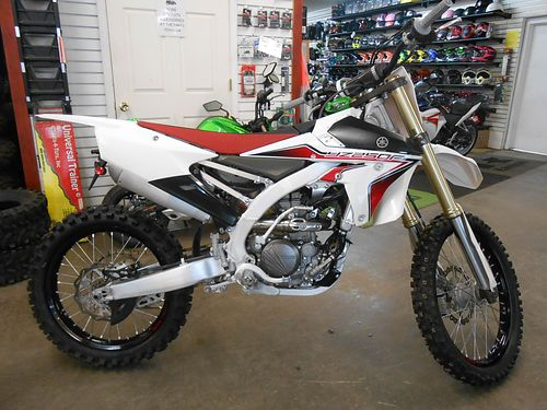 2015 YAMAHA YZ250F very nice condition all stock 4999