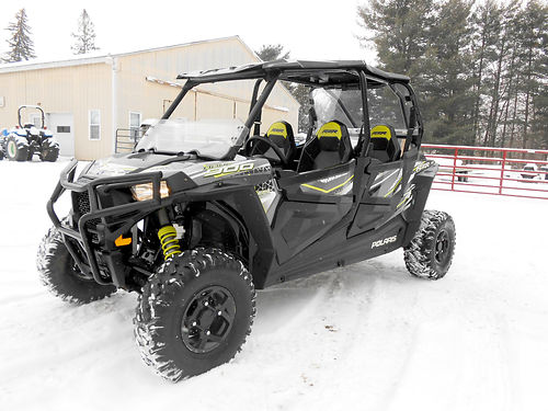 2017 POLARIS RZR 4 900 EPS 2460 miles 4 seater 875cc 13999