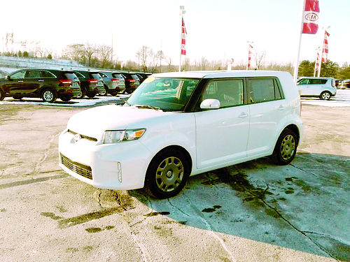 2014 SCION xB J101669 one owner premium audio system 12813