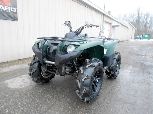 2014 YAMAHA Grizzly 700FI automatic 4x4 686cc great condition only 477 miles 6599