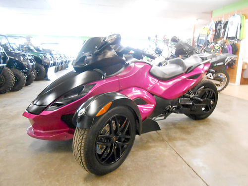 2012 CAN-AM Spyder RS-S SE 5 very nice condition low miles 8999