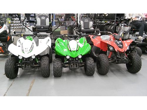 YOUTH ATV SALE - Get your kid out riding for less easy financing options call today