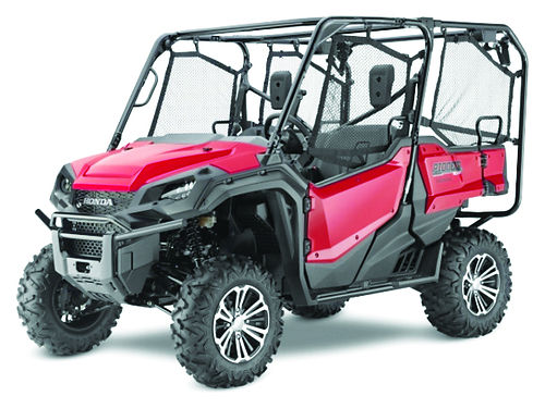 2018 HONDA Pioneer 1000 Deluxe one low monthly payment easy financing can get you riding today ca