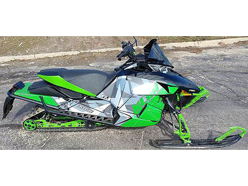 2015 ARCTIC Cat ZR9000 must see this one 9688