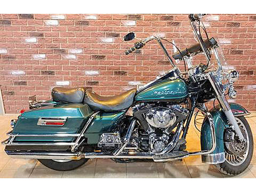 2000 HARLEY-DAVIDSON Road King ready for spring call for details SOLD