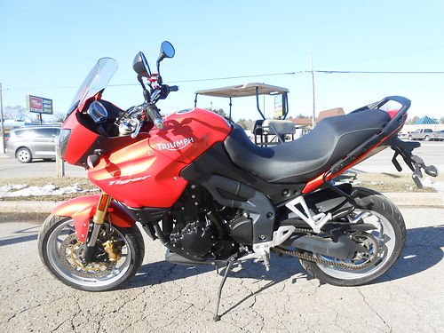 2008 TRIUMPH Tiger ABS nice condition only 29548 miles 4499
