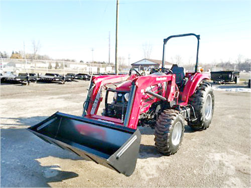 2017 MAHINDRA 2555 HST new great serviceability acess powerful and reliable 55 HP 4WD adjustab