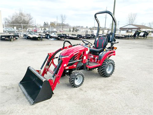 2018 MAHINDRA Emax 20S HST new 19 HP 4WD 11500