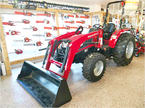 2017 MAHINDRA 3540 PST new 40 HP premium tractor super-powered 4WD compact workhorse designed fo