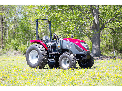 TYM T454 HST 46hp 4x4 loader ask about the 6-year limited warranty