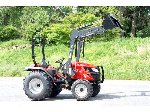 TYM T394 HST 37hp 4x4 loader ask about the 6-year limited warranty