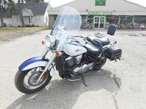2013 KAWASAKI Vulcan 900 Classic LT very nice condition only 30226 miles 4994