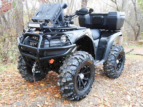 2015 KAWASAKI Brute Force 750 4x4i EPS 499 miles great condition 7499