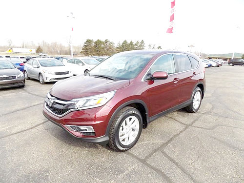 2015 HONDA CR-V EX J4422A one owner all the bells  whistles 21064