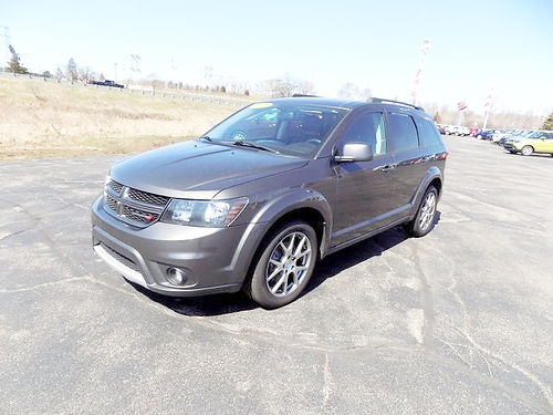 2015 DODGE Journey RT J101630 one owner well equipped 16957