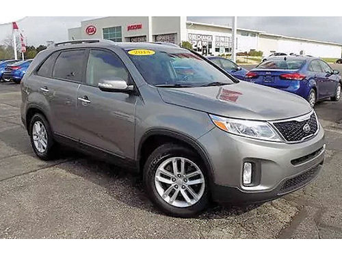 2014 KIA Sorento LX J4534A well equipped very clean 13945